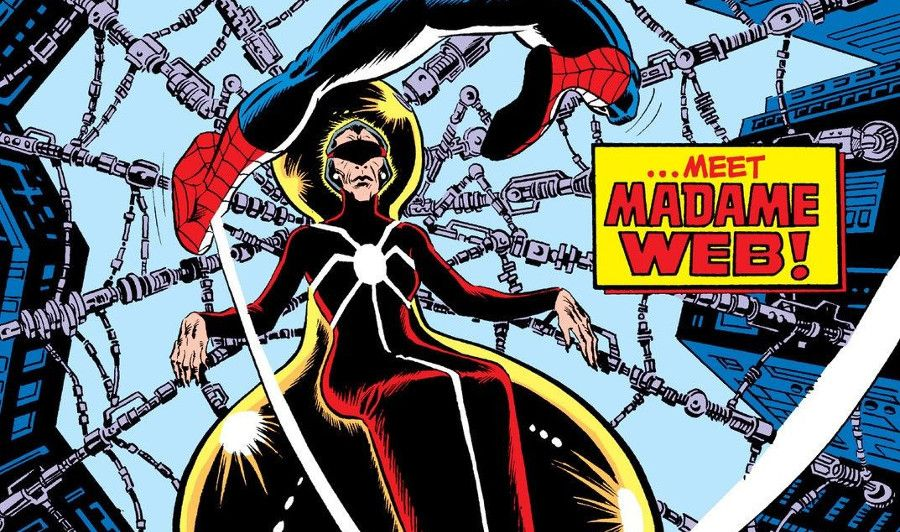 Madame Web Movie in Spider-Man Universe from Sony Pictures