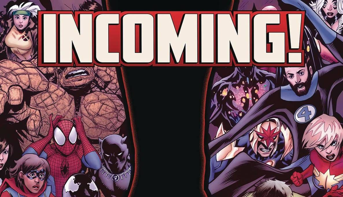 Incoming #1 Spoilers - Knull & Dylan Linked