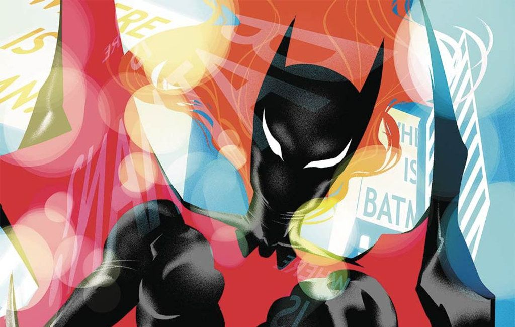 Batman Beyond - Batwoman Reveal Issue Revealed