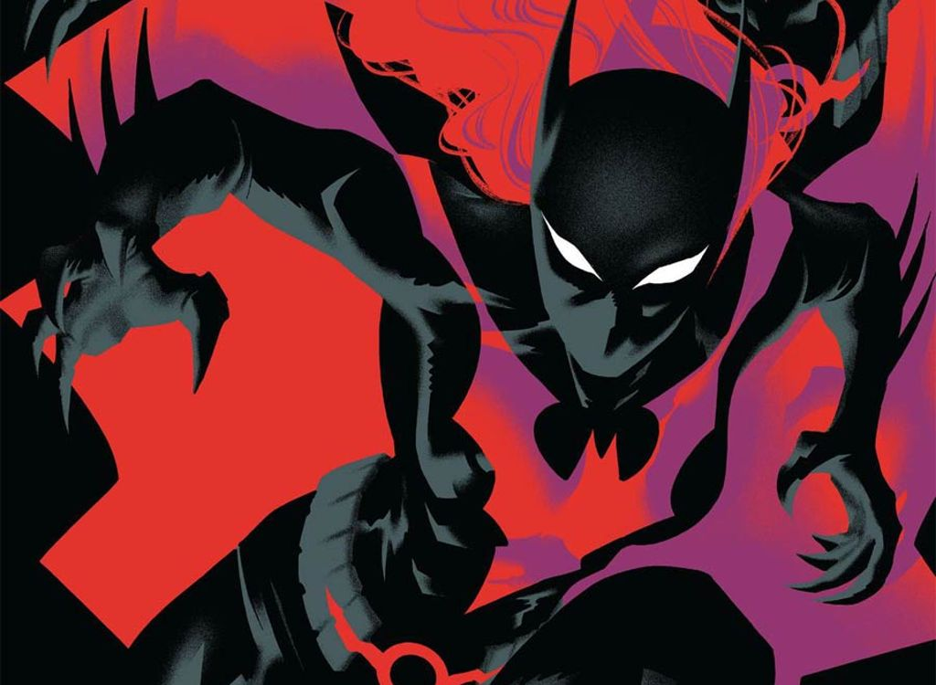 Batman Beyond #40 Spoilers