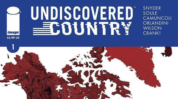 Undiscovered Country #1 - Almost Full Preview