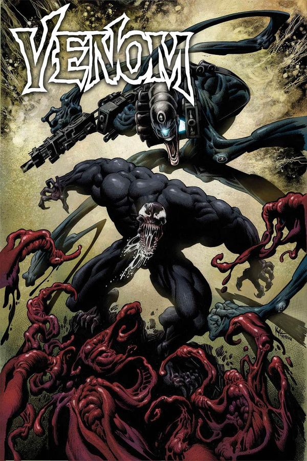 Venom #18 - Sleeper and Dylan