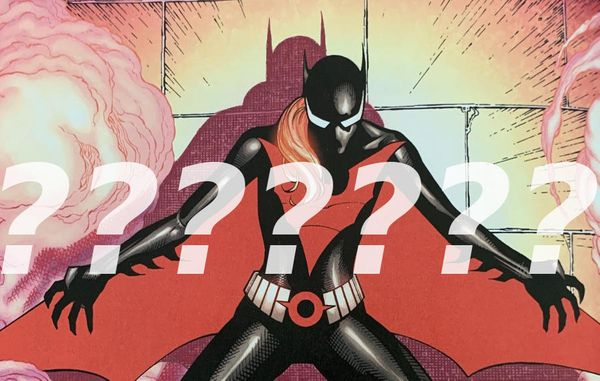 Who's The New Batwoman in Batman Beyond?