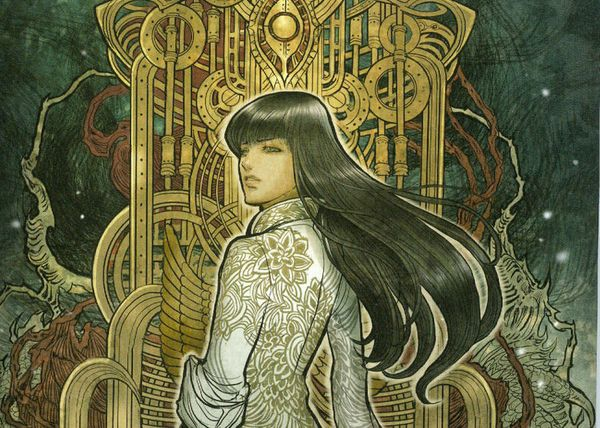 Monstress Going To HBO - Rumors