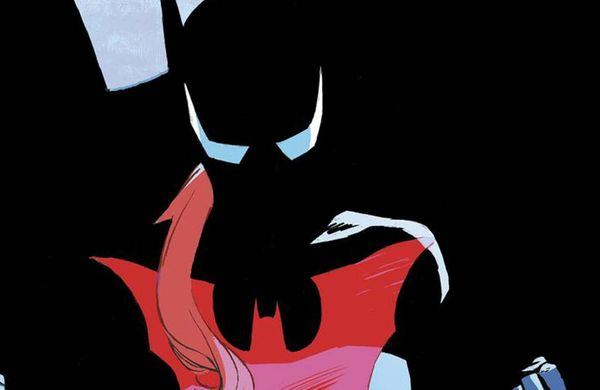 Batman Beyond #37 - Batwoman Gets Second Printing