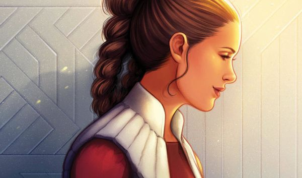 Star Wars #1 - Bartel Leia Variant First Look