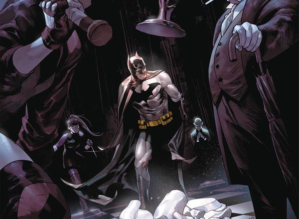 Batman #92 Gets The Ratio Treatment