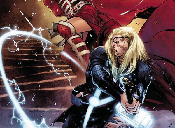 Spoilers: Thor #4 - Look Who's Worthy?