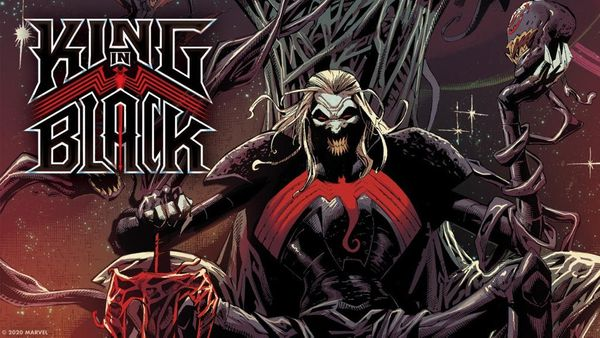 Knull Is Coming - King In Black