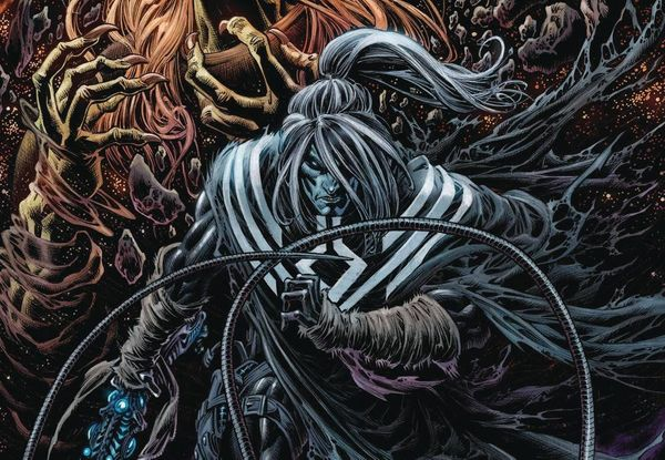 Web of Venom: Wraith Spoilers From Marvel Unlimited Hiccup